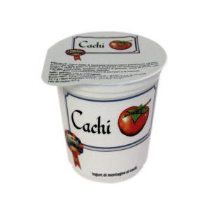 Yogurt Di Montagna Ai Cachi 180g Nostrani Del Ticino Agroval