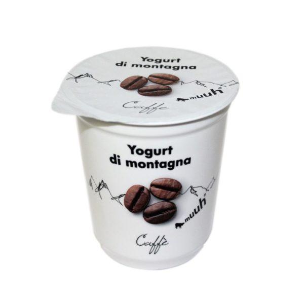 Yogurt Di Montagna Caffe 180g Muuh Agroval