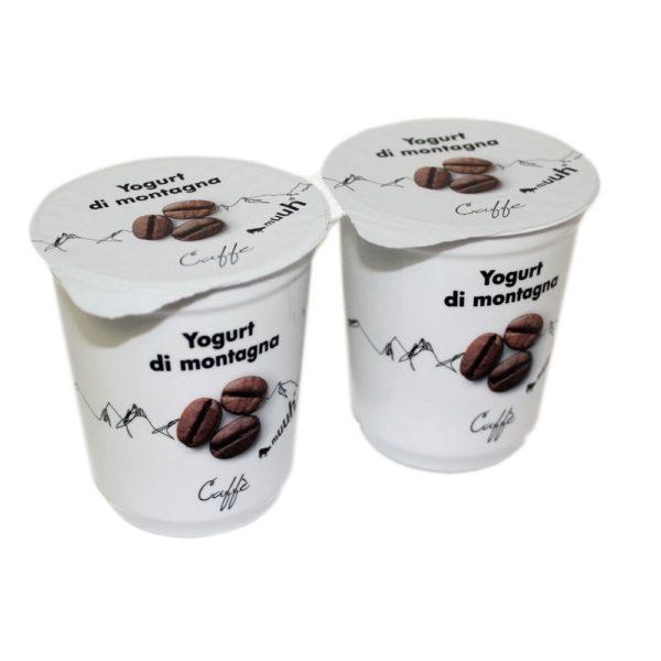 Yogurt Di Montagna Caffe 2x180g Muuh Agroval