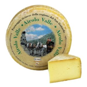 Formaggio Airolo Valle Agroval