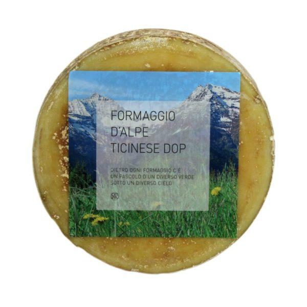 Formaggio Alpe Manegorio DOP Agroval