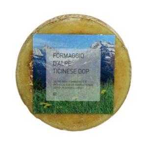 Formaggio Alpe Pontino DOP Agroval