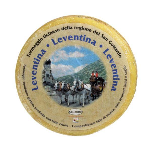 Formaggio Leventina Agroval