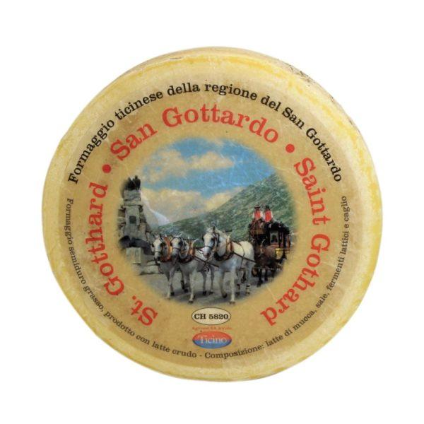 Formaggio San Gottardo Agroval