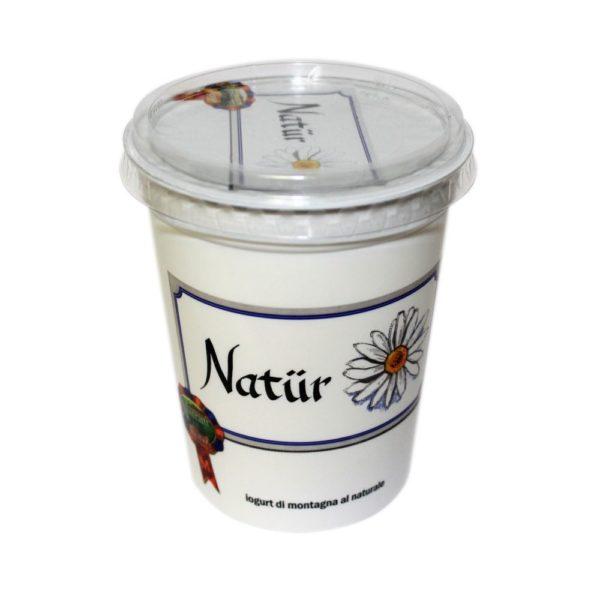 Yogurt Di Montagna Al Naturale Natür 500g Nostrani Del Ticino Agroval