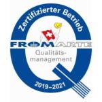 Logo FromArte 2019-2021